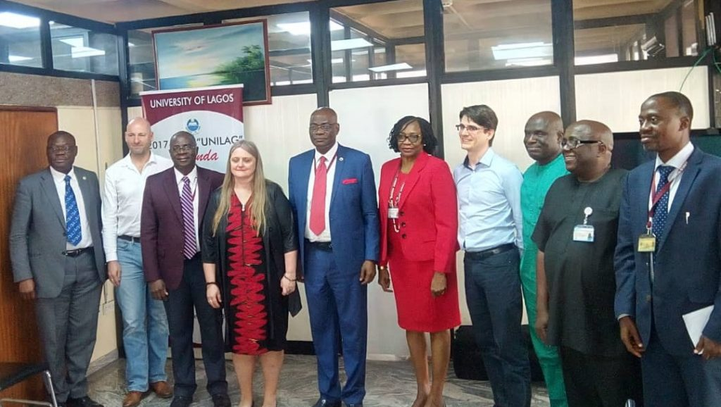 IADS, UNILAG Wins €840,000 Infrastructural Grant