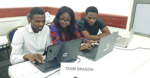 Team DRAGON UNILAG GMC 2019