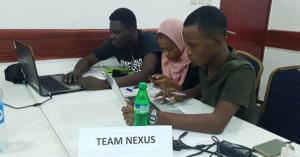 Team NEXUS UNILAG GMC 2019
